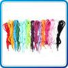Merletti di pattino di nylon del migliore di prezzi tessuto su ordinazione del poliestere
