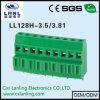 Ll128h-3.5/381 PCBのねじ込み端子のブロック