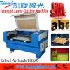 Borracha/cortador de papel do laser do CO2 da máquina de estaca da gravura do laser do CO2 para de madeira/acrílico
