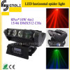 8*10W LED Stage Moving Head Lighting with CE & RoHS (HL-016YT)