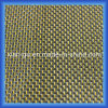 210g 3k raffinent les tissus d'or de fibre de carbone d'amorçage d'argent de fil