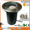 Puissance élevée RVB LED sous la lumière au sol avec la lampe de RVB GU10 LED