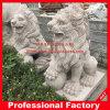 Escultura \ Statue de Lion do granito para Home ou jardim Decoration