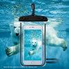 iPhone Xのためのユニバーサル電話カバー袋袋の電話防水箱8 7 6 Sと