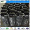 Accesorios de tubería de acero al carbono de tapas de cierre del tubo de converger las tapas de botella