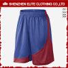 Su ordine asciugare il reversible adatto di sublimazione di Shorts di pallacanestro