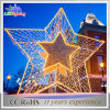 LED Holiday / Decoração de Natal Outdoor Star Decore Lights