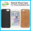 Forme en bois ultra-mince créatrice de téléphone de PC et de nature pour l'iPhone 6/6s