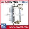 IEC Standard di 24kv High Voltage Porcelain Explusion Dropout Fuses Cut out
