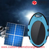 緊急LEDのトーチを持つ太陽エネルギーの携帯電話の充電器
