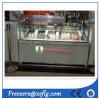Congelador do gabinete de indicador do gelado do Showcase dos Popsicles