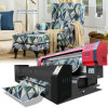 impresora de la materia textil del hogar de los 3.2m (hojas etc de las cubiertas, de base del Duvet)