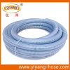 Boyau transparent d'aspiration de l'eau de poudre de PVC, flexible, intense, constructeur