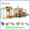 Machine automatique hydraulique de bloc concret pour creux, solide, brique de Cabro