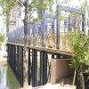 専門の製造業者からの鉄骨構造橋