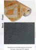 Étage de tissu de maille de PVC