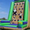 Aufblasbare Gebirgsfelsen-Kletternwand für Kinder und Erwachsene
