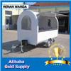 Carro móvel do alimento para vendas/alimento Van/carro do Vending alimento da rua