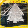Canal de aluminio para el pasamano de cristal