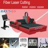Machine de découpage de laser de fibre du GS 700W de Hans avec le découpage puissant