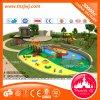 Parque Infantil exterior deslize a escalada do tipo de Parque Infantil Net