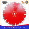 300mm het Blad van de Zaag van de Laser voor Asfalt