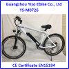 Bicicleta elétrica nova de 36V 250W com a caixa de bateria de Dorado