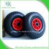 pequeña rueda neumática 3.00-4 de 200X85m m para el carro de mano