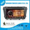 De androïde Audio van de Auto voor Hyundai Verna (2010-2013) met GPS A8 Chipset 3 Spelen van de Schijf van de Streek het Pop 3G/WiFi BT 20