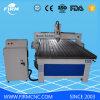 Macchina di lunga vita di CNC di falegnameria con l'asse di rotazione di raffreddamento ad acqua