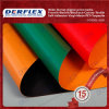 Material de lona de PVC de color doble
