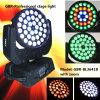 36PCS X10W LED Moving Head Wash Light con Zoom