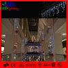 축제 크리스마스 나무 훈장 고드름 끈 빛