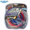 Transparante Flex AudioKabel Corlorful