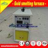 Équipement de fonte d'or de four industriel Dispositif de fusion d'or
