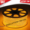 220V Flex Yellow LED Strip Adhesive Backed LED Tape