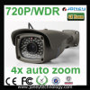 Auto Zoom Camera met 720p en 40meters Night Vision