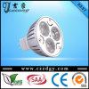 Energie - besparing 3X3w 12V MR16 LED Light