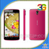 5 Polegada Mobile MT6572 com Núcleo Duplo 3G WCDMA DUPLO SIM WiFi