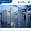 Promenade de garantie par le matériel de détecteur de métaux