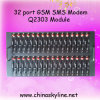 G/M der Befehl USB-am drahtlosen Muti PortWavecom Massen-G/M SMS Hafen Modem-Lache-32