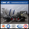 Camion del miscelatore di HOWO/Shacman/FAW/JAC/Dongfeng 4*2 con capienza 4-6m3