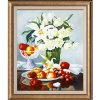 Mooi Met de hand gemaakt Olieverfschilderij op Canvas voor Slaapkamer