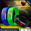 2015 venta caliente pulsera de silicona reloj digital LED (CC-1114)