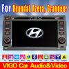 6.2  Hyundai Azera 웅대를 위한 차 DVD에 있는 HD