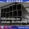 Pipe en acier de Mme Hollow Section Square d'ASTM A53 gr. B/grille carrée Factory0 tube de fer