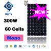 60 moduli solari Bifacial delle cellule 300W mono