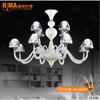 Luz quente do candelabro do diodo emissor de luz da venda para a lâmpada da decoração do casamento
