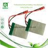 3.7V de Batterij van het Polymeer van het 800mAh20c Lithium voor Stuk speelgoed RC