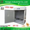Incubateur d'oeufs de poulet de haute qualité (KP-10)